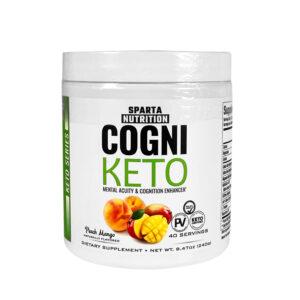 Spartan Nutrition Cogni Keto Peach Mango