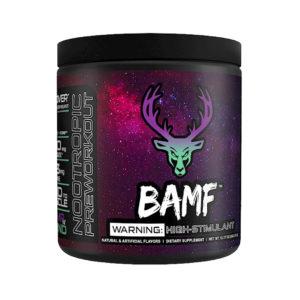 Bucked Up BAMF Pump N Grind
