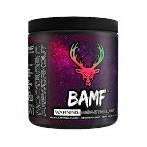 Bucked Up BAMF Strawberry Kiwi