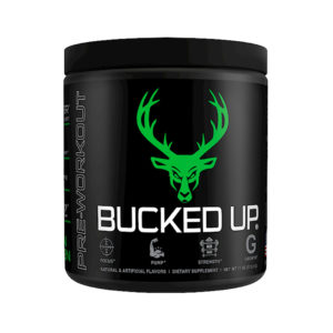 Bucked Up Mean Green