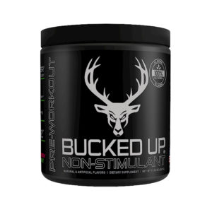 Bucked up Non-Stim Raspberry Lime Ricky