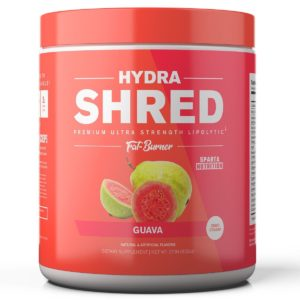 Spartan Hydra shred Guava Fat Burner
