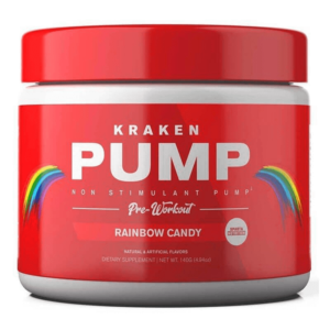 Kraken Pump Rainbow Candy Pre-Workout