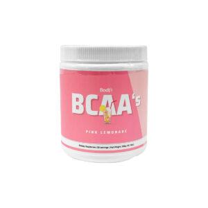 Bodifi BCAA's Pink Lemonade